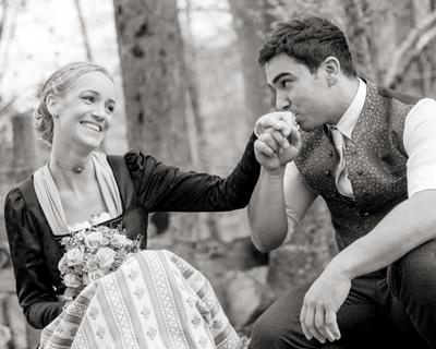 November Hochzeit