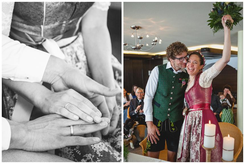 16 Hochzeit auf dem Nebelhorn Marion dos Santos Fotografin Allgaeu