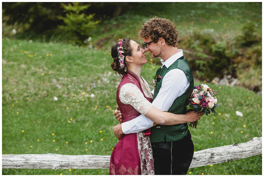 28 Hochzeit auf dem Nebelhorn Marion dos Santos Fotografin Allgaeu