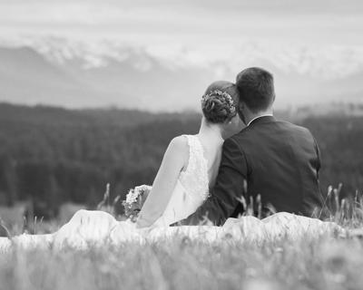 Lilian und Christians Hochzeit in Buchenberg
