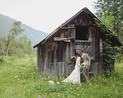 Tamara und Martins freie Trauung auf dem Oberjoch